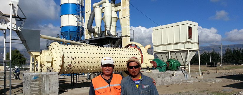 Ore Beneficiation Plant