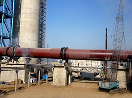 Dry Process Cement Rotary Kiln