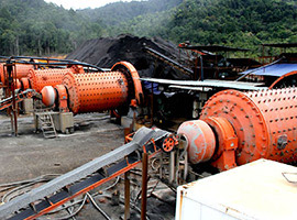 Scheelite Beneficiation Plant