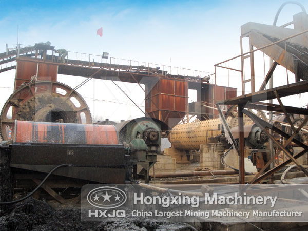Magnetic Separation Plant