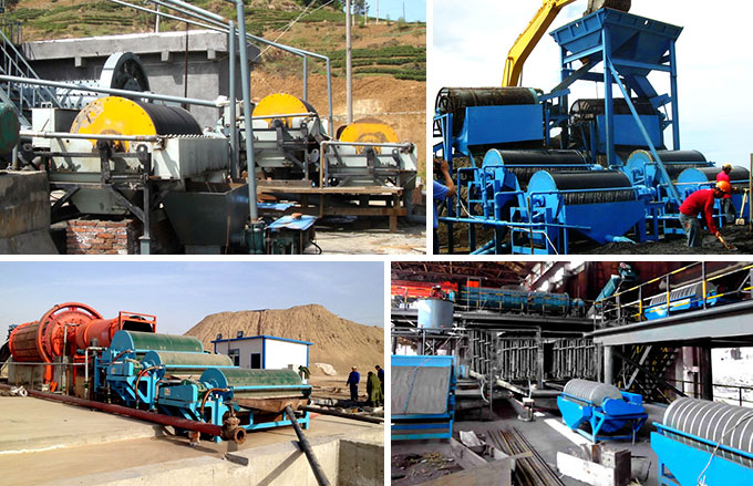 Magnetic Separator Production Site