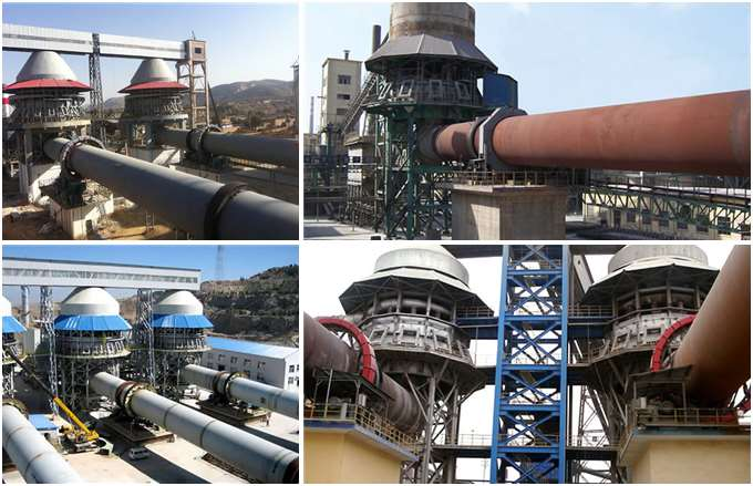 Rotary Kiln Production Site