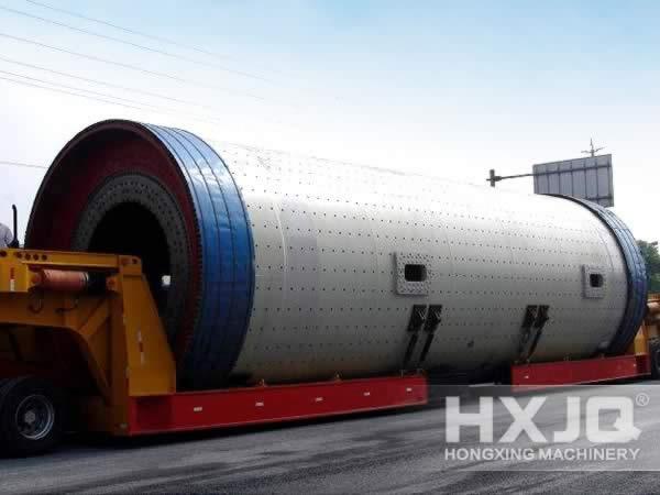 Cement Ball Mill : Cement mill ball complete hxjq